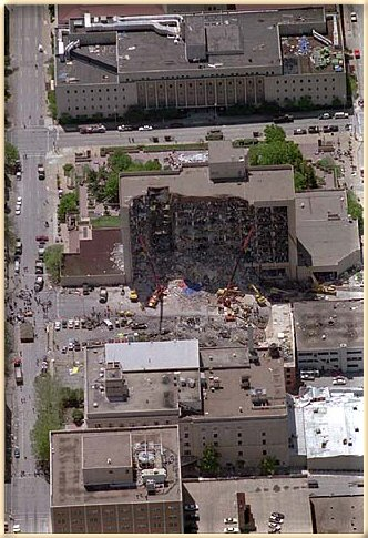 a definition of evil in the case of the oklahoma city bombing